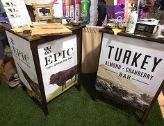 Image result for epic jerky booth Trade Show Design, Image, Salon Design