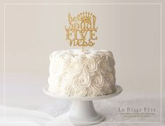 Free Birthday Ideas For Her ~ Young wild three gold glitter cake topper with dreamcatcher