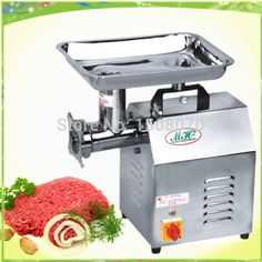798.00$  Buy here - http://ali1q5.worldwells.pw/go.php?t=32259806365 - 120kg/hour free shipping 220v electric CE stainless steel commerical frozen meat slicer meat cutting machine frozen meat cutter 798.00$