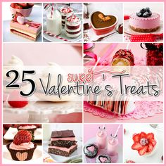 Looking for that PERFECT dessert for Valentines Day or any day??? Well come on over to The Cottage Market today...the treats are plentiful!