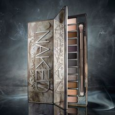 One palette, endless smoky looks. #NakedSmoky is coming July 8. Prepare yourselves: UrbanDecay.com/nakedsmoky I need it!!!