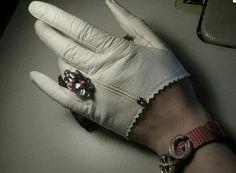 Просто обрезанные перчатки / Перчатки и варежки / ВТОРАЯ УЛИЦА