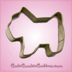View Mini Puppy Dog Cookie Cutter in detail