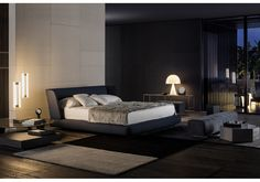 minotti creed bed - Google Search