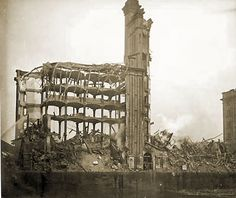 Saturday 21 December 1940 Damage to Waterloo Dock, Liverpool after the bombing of December Italian/Greek Campaign : The . Liverpool History, Liverpool Home, The Blitz, London Pictures, Southport, Local History, Portsmouth, Life Is Like, The Good Old Days