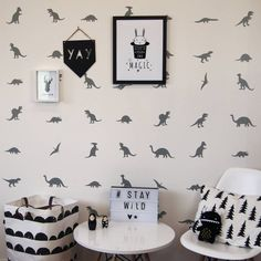 Are you interested in our wall stickers ? With our dinosaur wall stickers you need look no further.