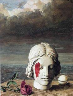 Memory - Rene Magritte