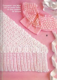 Pin by Lorena Aguirre on Tejidos -Crochet y dos agujas-   Pinterest