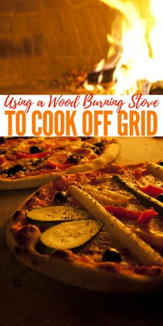 Using a Wood Burning Stove to Cook Off Grid — Using a wood burning stove to cook off grid is not as easy as many people would think! Sure, anyone could start a fire in the stove, put food into a pot or pan and heat it up but would it taste good? Will it be cooked enough so no one gets sick? There is a real skill involved!