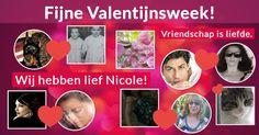 Maak een romantische en prachtige collage van de mensen van wie je het meeste houdt!