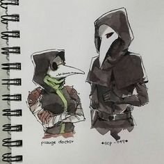 Character Concept, Character Art, Plauge Doctor, Scp 049, Arte Fashion, Darkest Dungeon, Character Design Inspiration, Drawing People, Drawing Reference