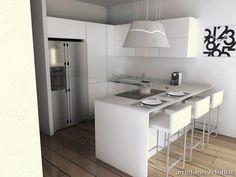 entrare e trovare la cucina open space sulla sinistra - Cerca con Google