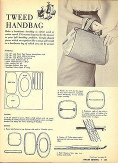 1955 tweed handbag (Img)