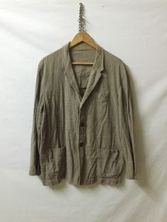 A personal favourite from my Etsy shop https://www.etsy.com/listing/294156375/ys-for-men-yohji-yamamoto-corduroy