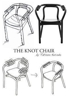 Knot chair by Normann Copenhagen — Bodie and Fou - Award-winning inspiring concept store