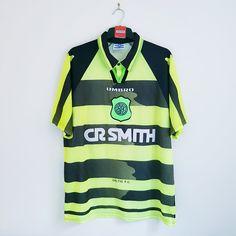 a5dd7556e70c Celtic away football shirt 1996/97 Classic Football Shirts, Celtic