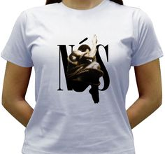 Camiseta Nós - Baby-look