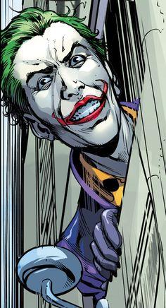 Joker Pics, Joker Art, Batman Art, Deadshot, Deathstroke, Batman Universe, Dc Universe, Comic Book Characters, Comic Character