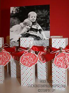 Stuck on Stampin': 12 days of Christmas {projects} - day 12...and a giveaway!!
