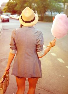 For the love of all things cotton candy
