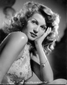 Rita Hayworth | Noir and Chick Flicks: Happy Birthday: Rita Hayworth!