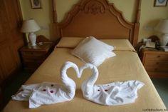 Le pliage de serviette de bain dans les hôtels : notre avis