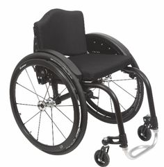 Ottobock's new customisable rigid-frame manual wheelchair for active users, it's recently won a Red Dot Award for product design