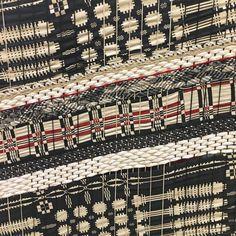 Textured weave art