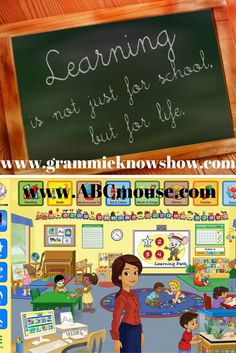 online learning fun for children, grades preschool to grade 2 on line learning, grammieknowshow on line learning.