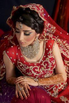 Beautiful Indian Brides  www.weddingsonline.in