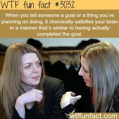psychology facts -  WTF fun facts