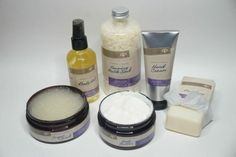 essence of beauty naturally indulgent bath and body collection