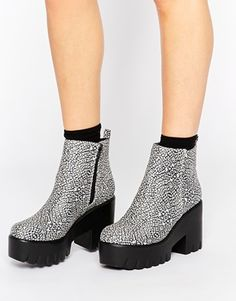 ASOS EVIE Ankle Boots