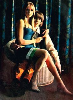 George Harrison and Pattie Boyd                                                                                                                                                                                 More