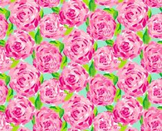 By far one of my absolute favorite Lilly Pulitzer prints