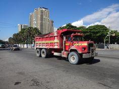 Picture taken at the crossroads of Avenida Máximo Gómez and George Washington in Santo Domingo, Dominican Republic