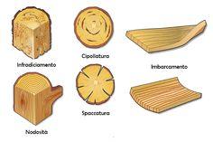 Difetti del legno: come riconoscerli! #legno #difettilegno #wood #lavorazionelegno #faidate #allascopertadellegno #lavorarelegno #legnoDIY #DIY #hobby #falegnameria