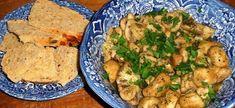 Funghi Trifolati van Jonnie Boer Tapas, Vegetarian, Van, Chicken, Vegetables, Food, Mushroom, Veggies, Vans