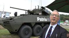 DVD 2016: Lockheed Martin Patria AMV and the Warrior Turret