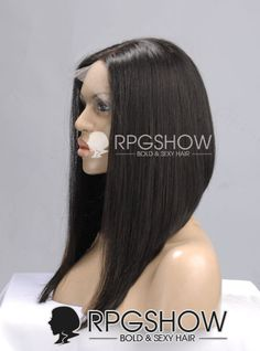 Stock Dramatic A Line Hair Full Lace Wig - Straight - NS007-s [NS007] - $325.99 : Full Lace Wigs|Lace Front Wigs|Lace Wigs @ RPGSHOW