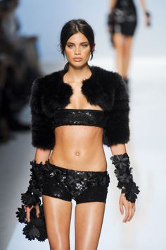 Sara Sampaio for Blumarine - Spring 2012