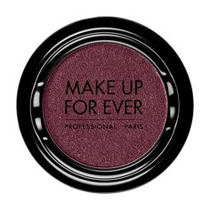 Artist Shadow - MAKE UP FOR EVER | Sephora COLOR ME840 Pink Chrome (Metallic) [pretty shade too but a bit purple]