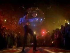John Travolta  Saturday Night Fever You Should Be Dancing