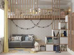 Ideas for baby boy room diy decor for kids Baby Bedroom, Baby Boy Rooms, Girls Bedroom, Bedroom Decor, Bedroom Furniture, Baby Beds, Space Furniture, Furniture Vintage, Decor Room