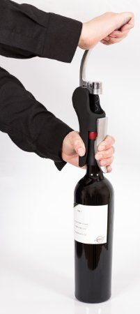 Click the picture for an fantastik review of the Winetastik Premium Opener.