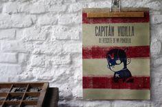 Capitán Vidilla, al rescate de mi pandilla