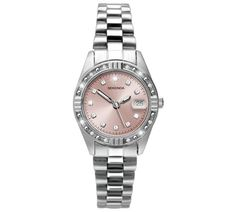 Buy Sekonda Ladies Pink Sunray Dial Stone Set Watch at Argos.co.uk, visit Argos.co.uk to shop online for Ladies' watches, Watches, Jewellery and watches
