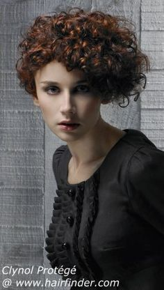 Incredible 1000 Images About Asymmetrical Haircuts For Curly Hair On Hairstyles For Women Draintrainus