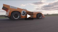 Watch the first US official trailer of the upcoming film/documentary about the extraordinary life of Bruce McLaren