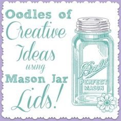Hundreds of Mason Jar Crafts & Mason Jars - Mason Jar Crafts Blog